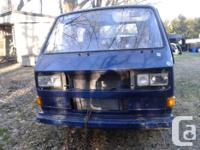 Make Volkswagen Year 1987 Colour Blue Trans Manual 1987