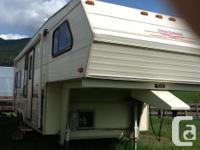 Good condition all appliances work, new propane tanks