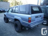 i have for sale parts from 1988 4 runner 2dr 3.0 auto