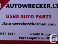 used auto parts  88 - 89 acura integra 5 speed parts