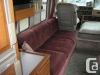 This timeless motorhome still has a love for travel!