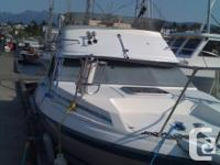 1988 Bayliner Cruiser 28' outside length (25' inside