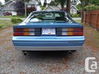 Make Chevrolet Model Camaro Year 1988 Colour