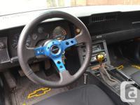 Make Chevrolet Model Camaro Year 1988 Colour Blue kms