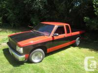 Make Chevrolet Year 1988 Trans Automatic 1988 chevy s10