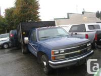1988 Chevrolet C/K 3500 Ext. Cab 2WD - $5,990
