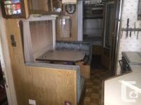 Great condition 35' class m/h full self contained.
