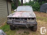 Make Datsun Year 1988 Trans Manual Datsun 4x4. This is