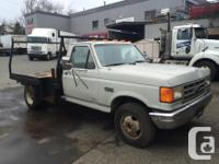 Make Ford Model F-350 Year 1988 Colour Grey kms 177000
