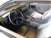 Make Pontiac Model Fiero Year 1988 kms 36377 Trans
