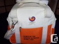 1988. SEOUL KOREA. OLYMPICS. SPORTS BAG.  New - Never