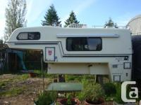 1989 11.5 feet Big Foot individual with A/C, TV with