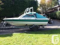 Good versatile all purpose hull. Internal bow fuel