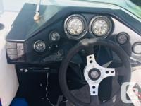 1989 Bayliner Ski Challenger 2108 5 ltr. Direct drive