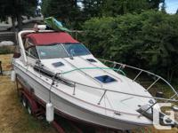 1989 27' Sea Ray in good condition 340 H.P Merc