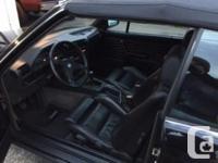 Make BMW Model 325i Colour Black Trans Manual Up for