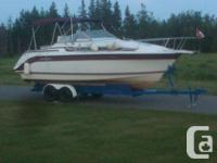 GREAT BOAT Deep Hull Wide Beam 350/260 MERC IN GREAT