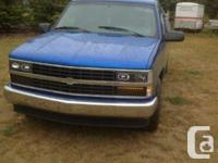 Make Chevrolet Model Silverado Year 1989 Colour Blue