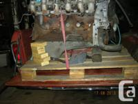 This engine was pulled from a one owner low kils