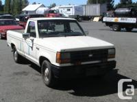 Make Ford Model Ranger Year 1989 Colour white kms