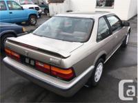 Make Honda Model Accord Year 1989 Colour Brown kms