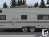 We are selling our 1989 Lynx Prowler Camper with