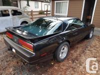 Make Pontiac Model Firebird Formula Year 1989 Colour