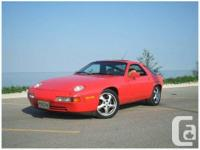 Kingsville, ON 1989 Porsche 928 S4 The fun to drive,