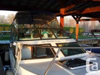 """1989 Marathon 2400 Sunblazer Cruiser, 23'6"""", 305"""
