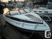 1989 RENKEN POWERBOAT  20ft. Powerboat  3.0L 4 Cylinder