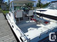 1989 Sportcraft 270 Caprice Description: This