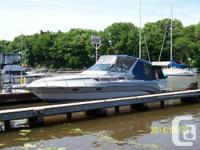 This is a fresh water boat with only 330 hrs on the