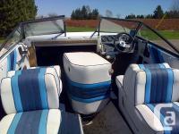 1990 beach craft 19ft Cuddy cabin V-6 motor . EZ loader