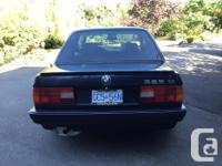 Make BMW Year 1990 Colour Blue Trans Manual kms 307000