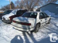 Make Chevrolet Model Lumina Year 1990 Colour White kms