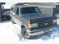 1990 Ford F150 XLT Lariet 4X4 5.0 Litre Truck for