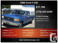 *****Discounted Pricing**** 1990 Ford F-250 HD SuperCab