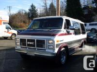 1990 GMC Vandura 2500 Vanamera Rear Wheel Drive 189 627