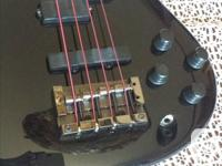 1990 Ibanez SR1000E Bass! Prestige Made in Japan **The