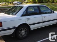 Make Mazda Model 626 Year 1990 Colour WHITE kms 176200