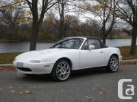 Make Mazda Model MX-5 Miata Year 1990 Colour Crystal