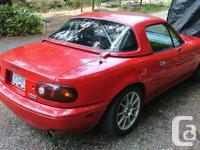 Make Mazda Colour Red Trans Manual kms 200000 I've had
