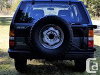 Make Nissan Model Pathfinder Year 1990 Colour Grey kms