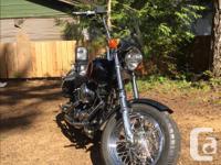 Make Harley Davidson Model Softtail Year 1990 kms
