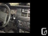 Make Volvo Model 240 Year 1990 Colour White kms 312000