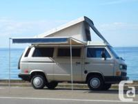 Totally camperized 1990 Westfalia, 82,000 odometer