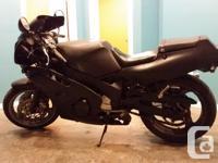 Make Yamaha Year 1990 kms 42000 Clean bike - been