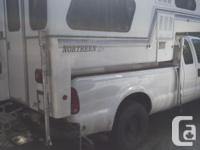Located in Nanaimo Camper weighs only 620kg and is made