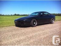 Lethbridge, AB 1991 BMW 850i Coupe This reliable and