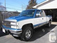 Port Colborne, ON 1991 Chevrolet Silverado 1500 4x4 You